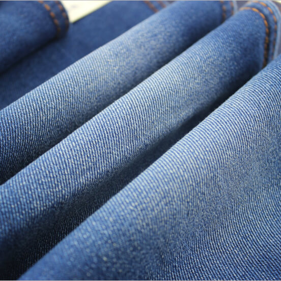 Eco-efficient Denim Dyeing Process From Clariant