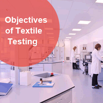Objectives Of Textile Testing?