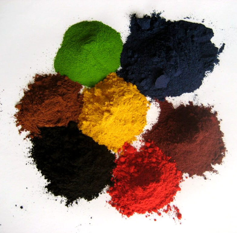 Textile Color Or Dyes On Textile Dyeing