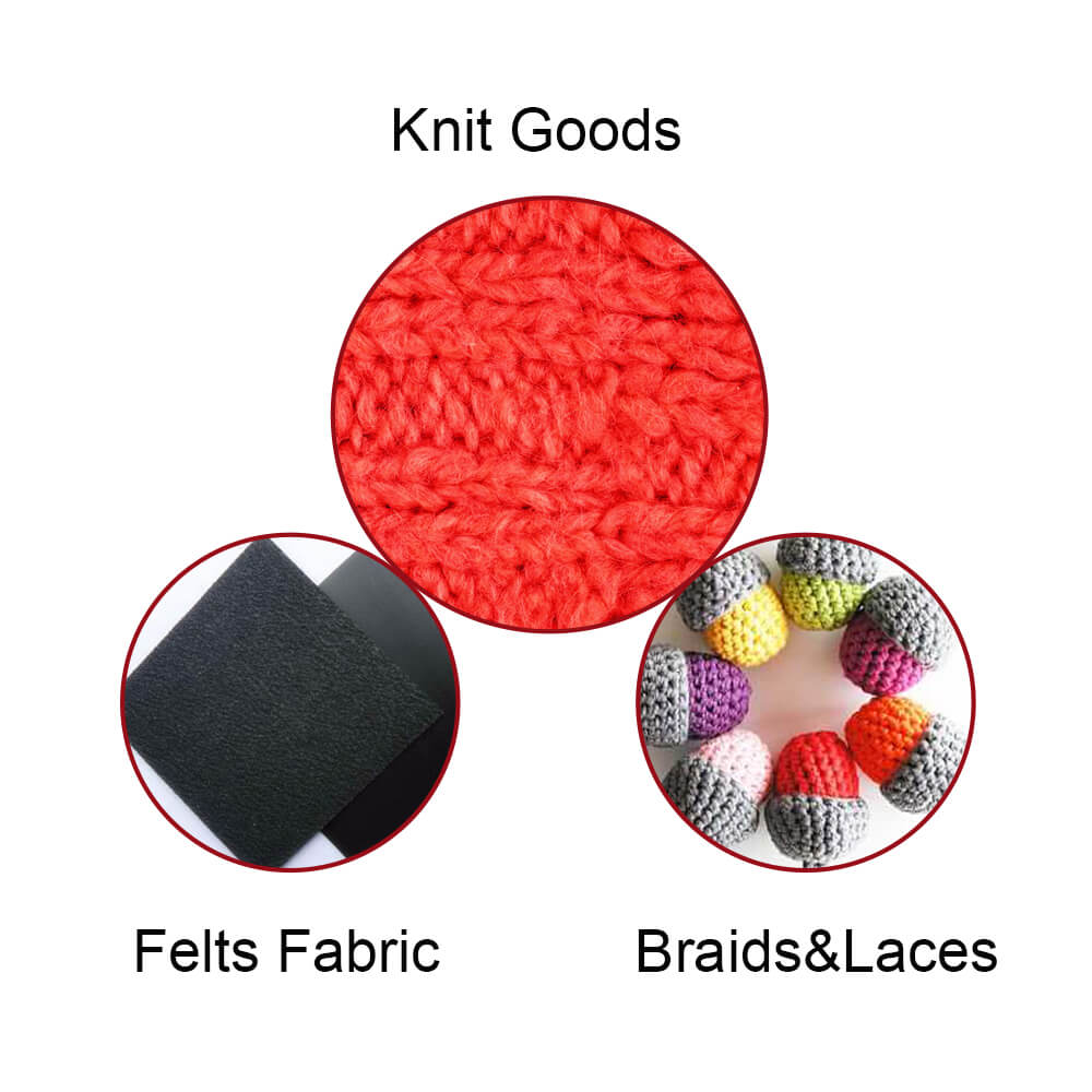 Understanding Felts Fabric,Knit Goods,Braids&Laces,Woven Goods Before Testing