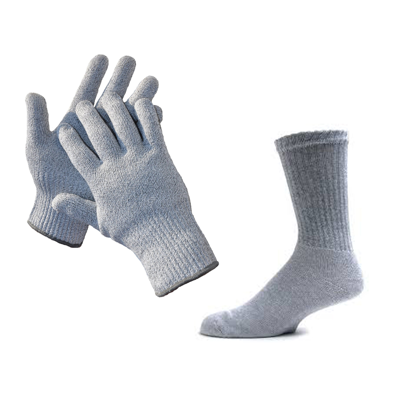 Gloves, Socks