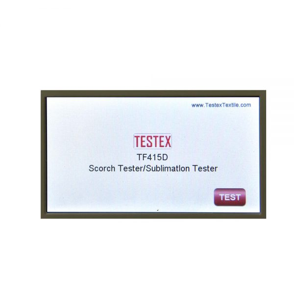 Scorch Tester | Sublimation Fastness Tester - 03