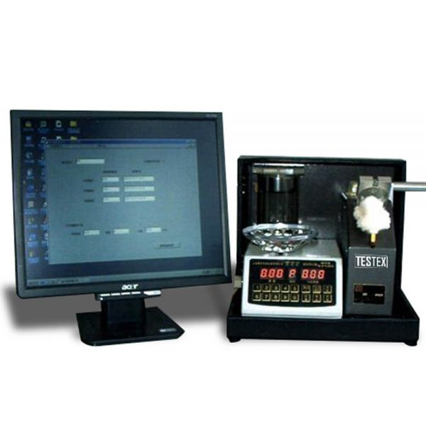 Automatic Micronaire Tester