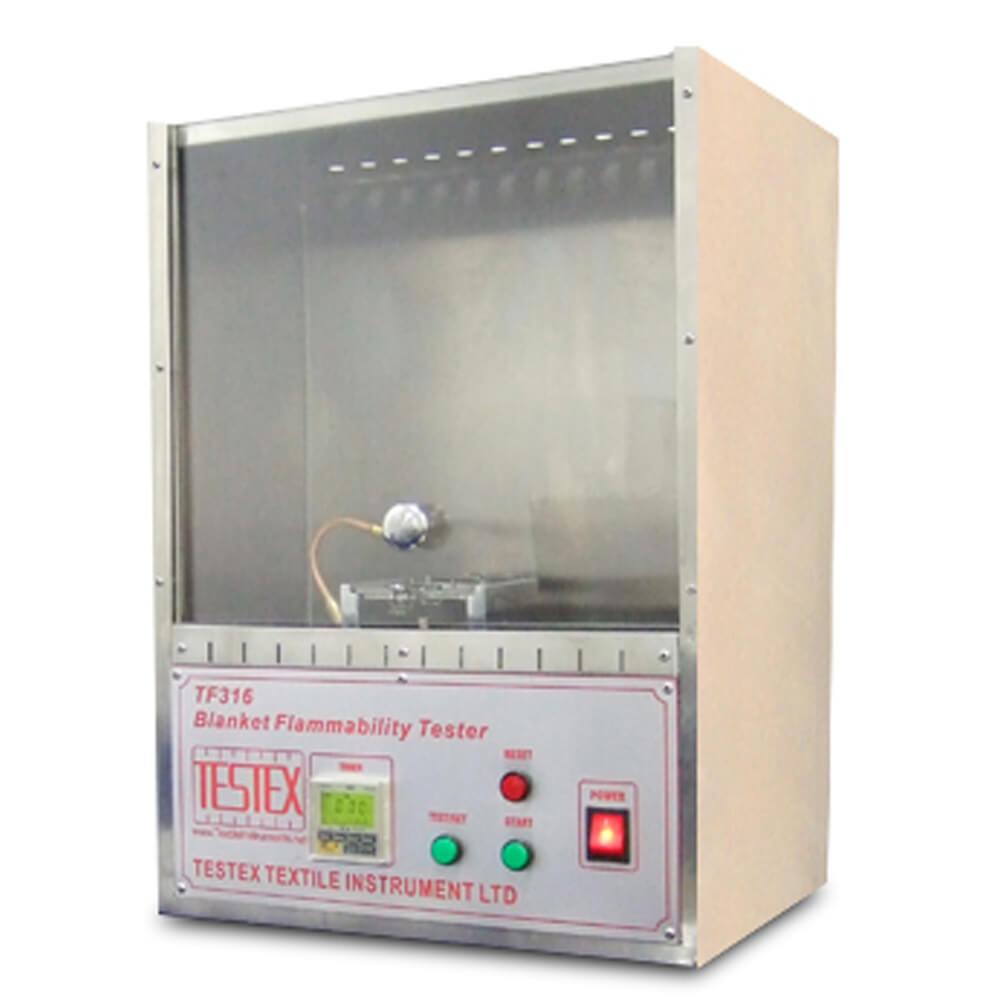 Blanket Flammability Tester TF316