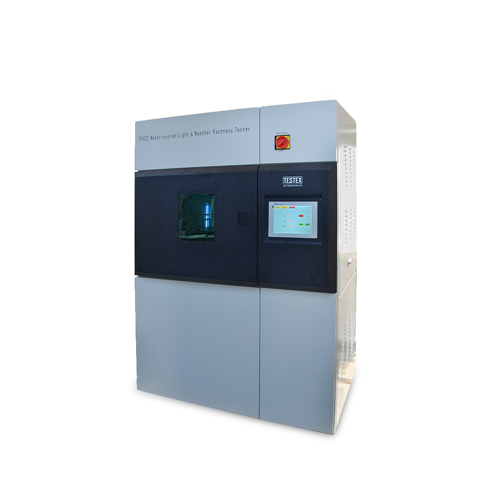 Water-cooled Light & Weather Fastness Tester TF422
