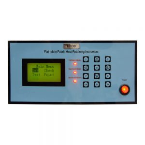 Flat-plate Thermal Conductivity Tester TF130
