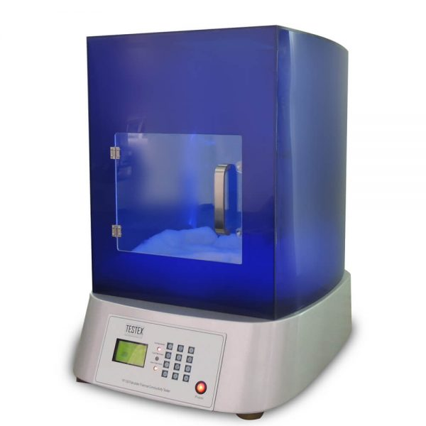Flat-plate Thermal Conductivity Tester