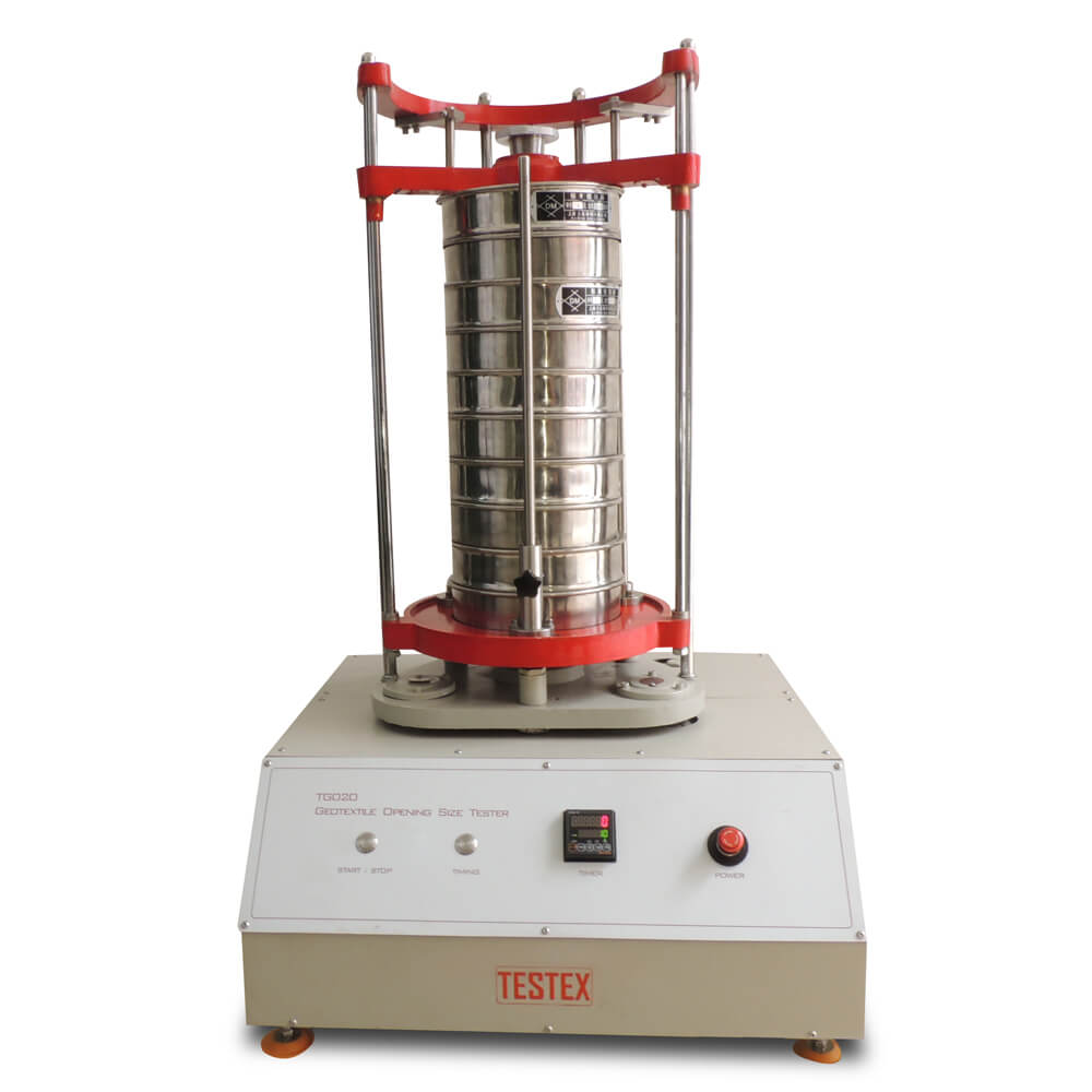 Geotextile Opening Size Tester