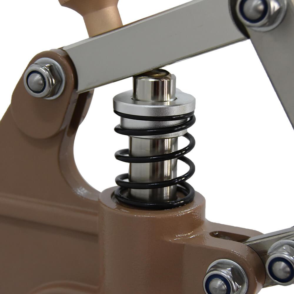 Hand Pressing Sample Cutter
