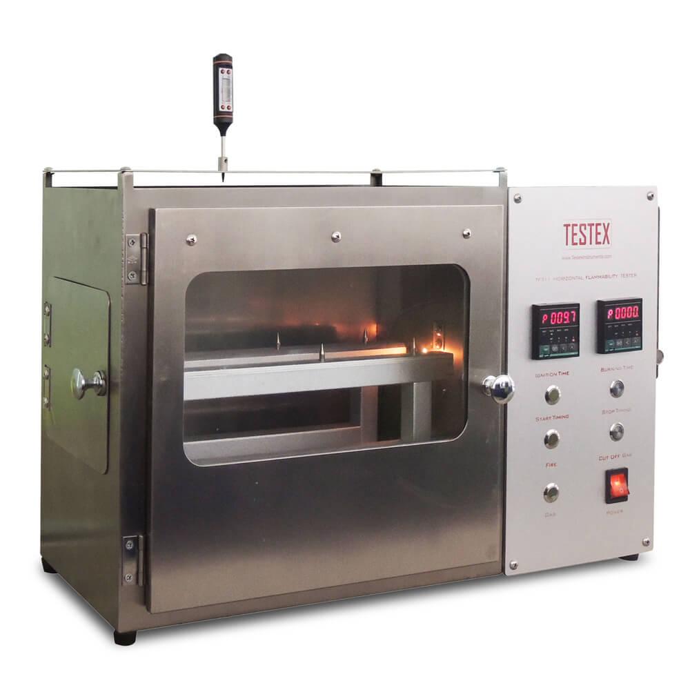 Horizontal Flammability Tester TF311