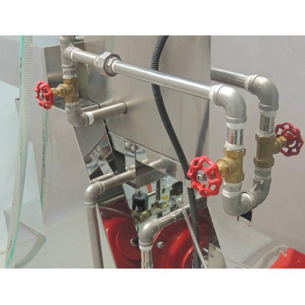 Lab Pad Steam Range