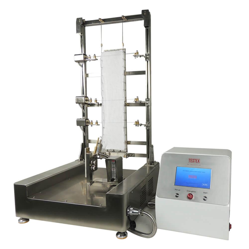 Многоцелевой тестер легковоспламеняемости текстиля TF319