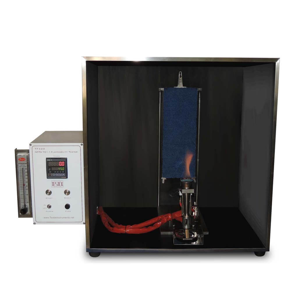 NFPA 701-1 Flammability Tester TF320
