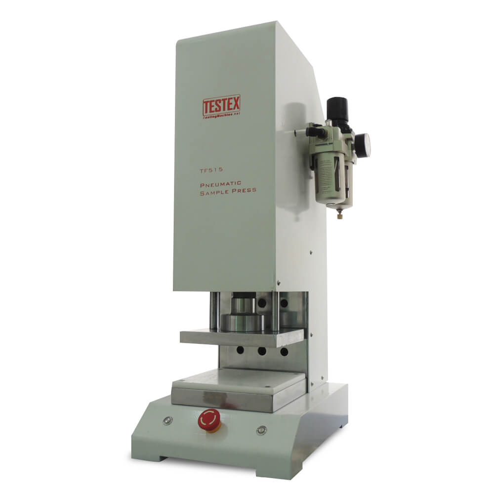 Pneumatic Sample Press TF515