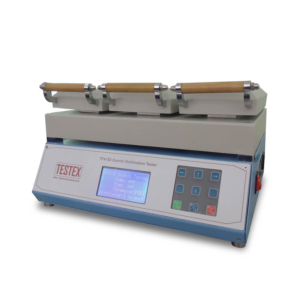 Scorch Tester (Sublimation Fastness Tester) TF415D