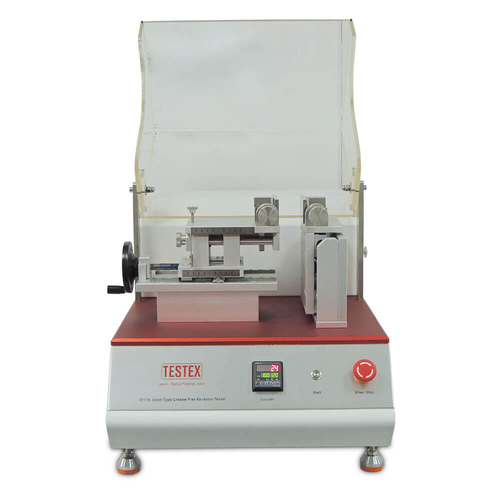 Scott Type Crease-Flex Abrasion Tester