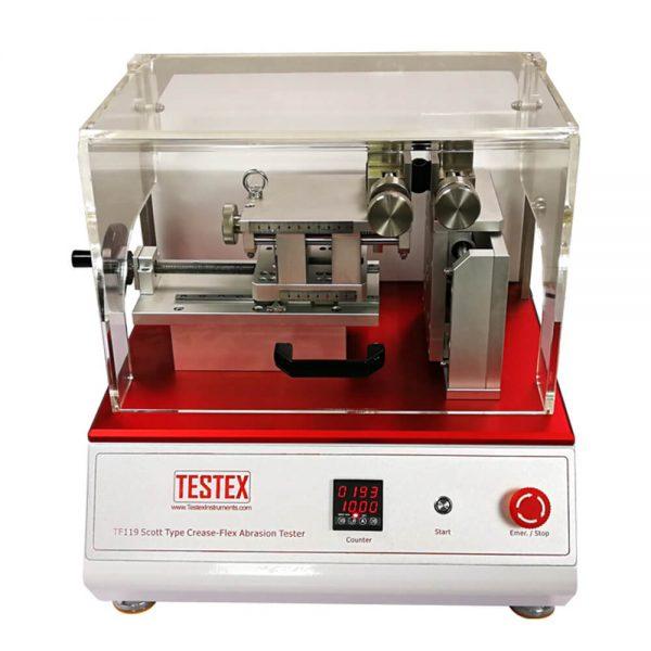 Scott Type Crease-Flex Abrasion Tester