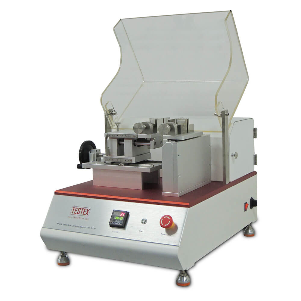 Scott Type Crease-Flex Abrasion Tester TF119