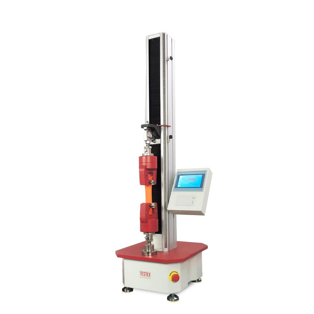 Машина для испытания на растяжение текстиля TF001