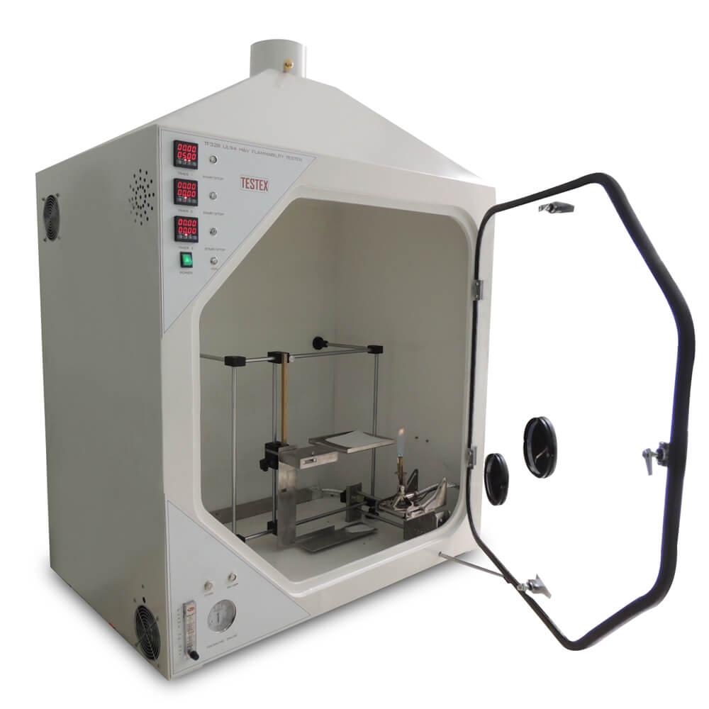 UL94 Horizontal & Vertical Flammability Tester TF328