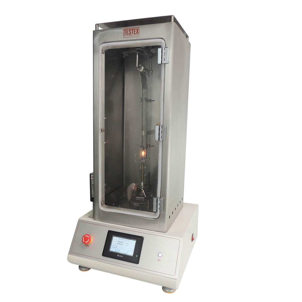 Vertical Flammability Chamber