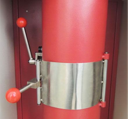 Air Permeability Tester Air Permeability Test For Fabric