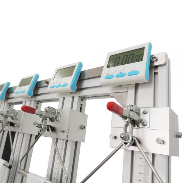 Knitted Fabric Stretch Recovery Tester