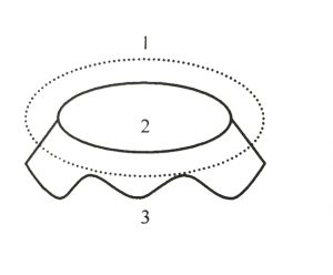 Figure 7 Illustration of Fabric Drape Test