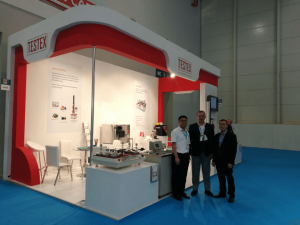 TESTEX ITM2018 booth