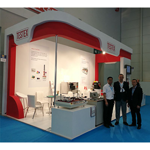 TESTEX In The International Textile Machinery 2018 (ITM 2018) Went Well