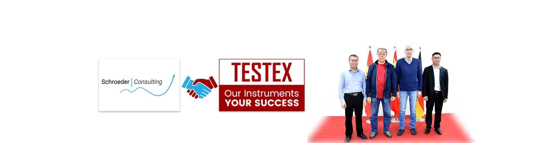 TESTEX - SCHROEDER CONSULTING