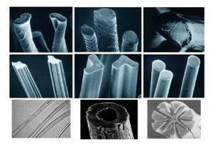 fiber form