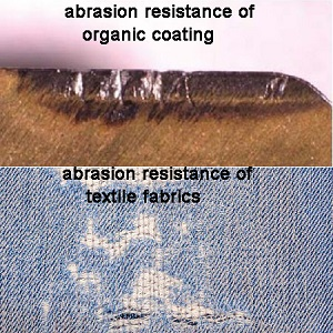 Abrasion Resistance Of Coating And Fabric