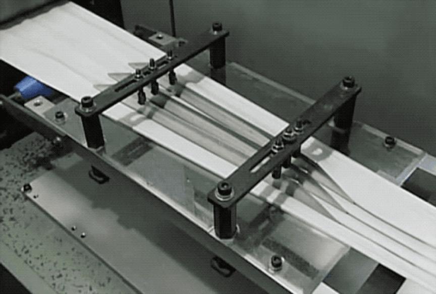 folding effect device