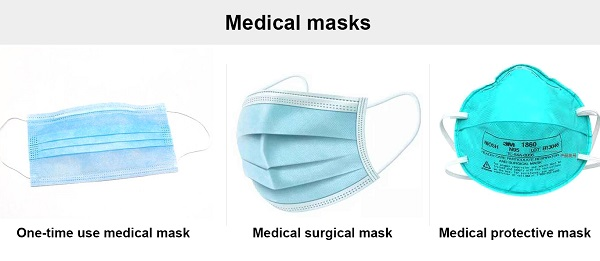 masque medical nf en14683