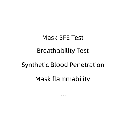 Medical Mask Features-Tests