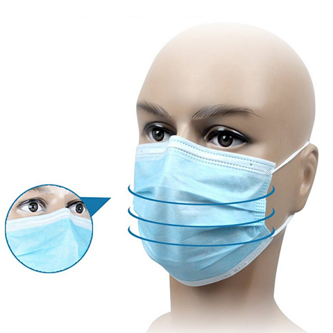 Medical Mask Features-Well Fited