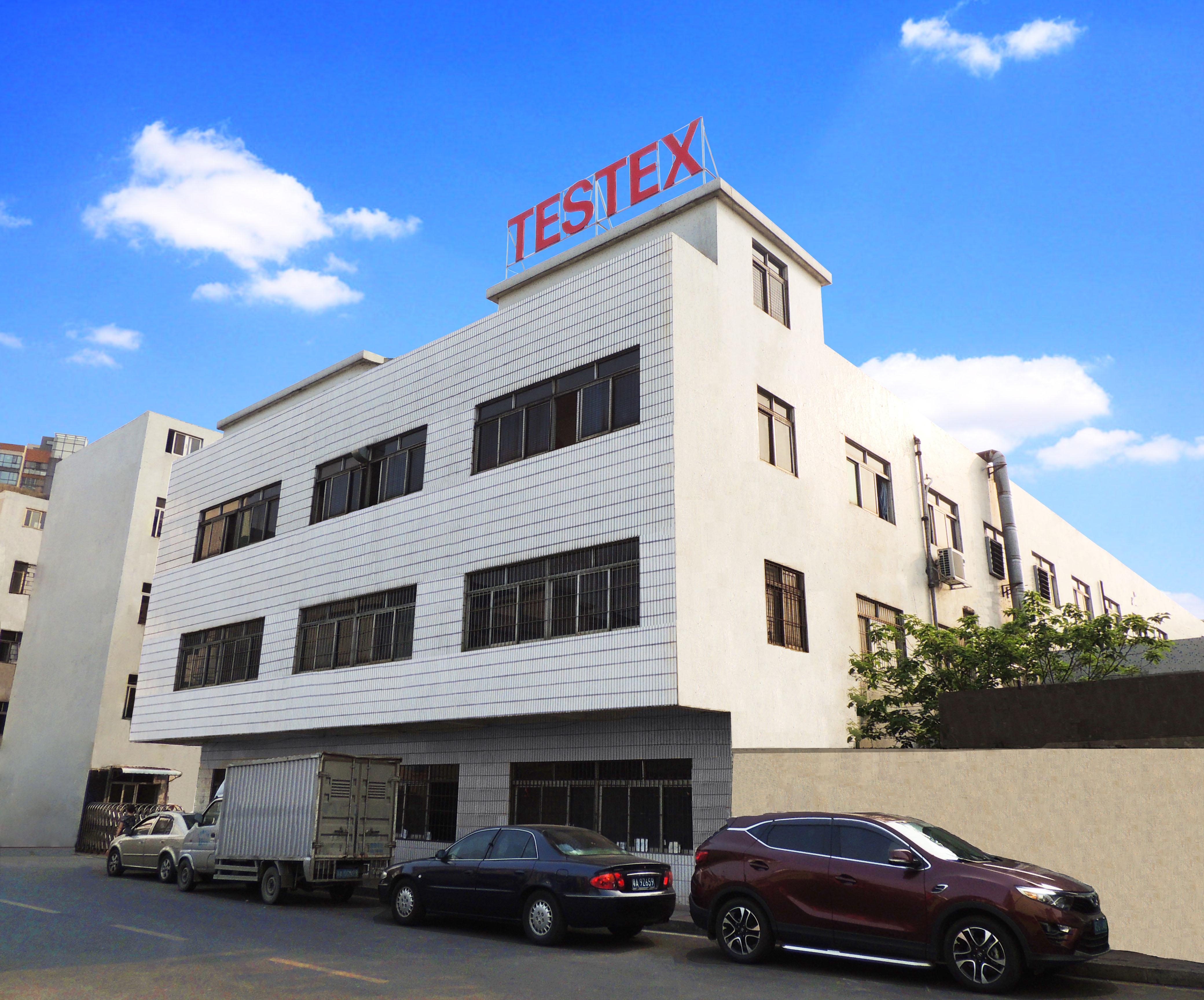 Testex Factory Building