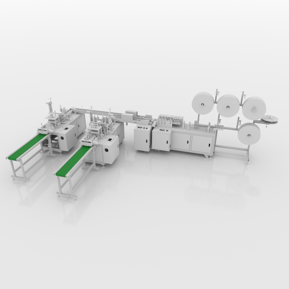 TM100 Automatic Production Line Image