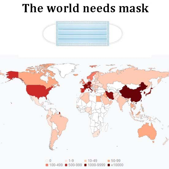 The World Needs Mask