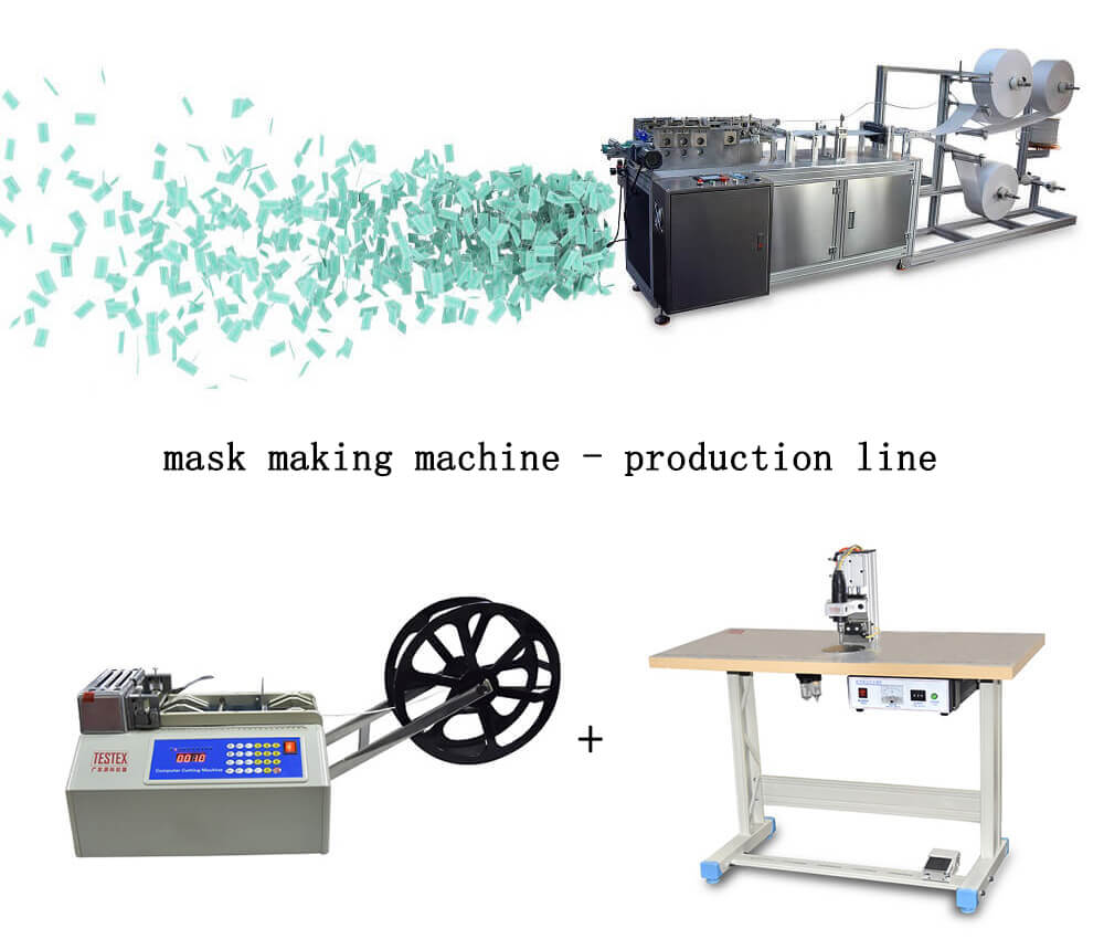 Mask Making Machine - Production Line