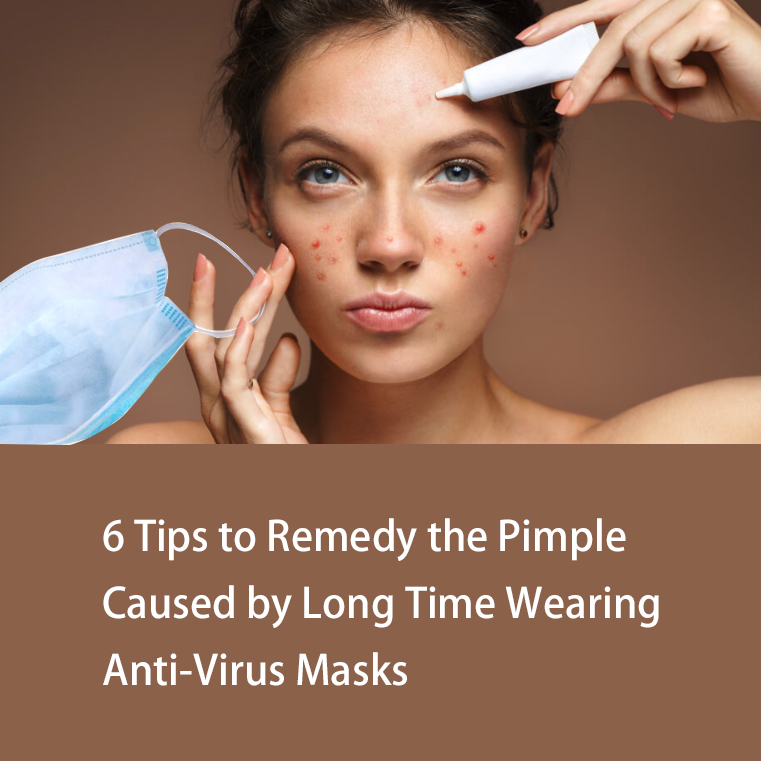 Tips To Remedy Pimple Caused By Long Time Wearing Face Masks 1000