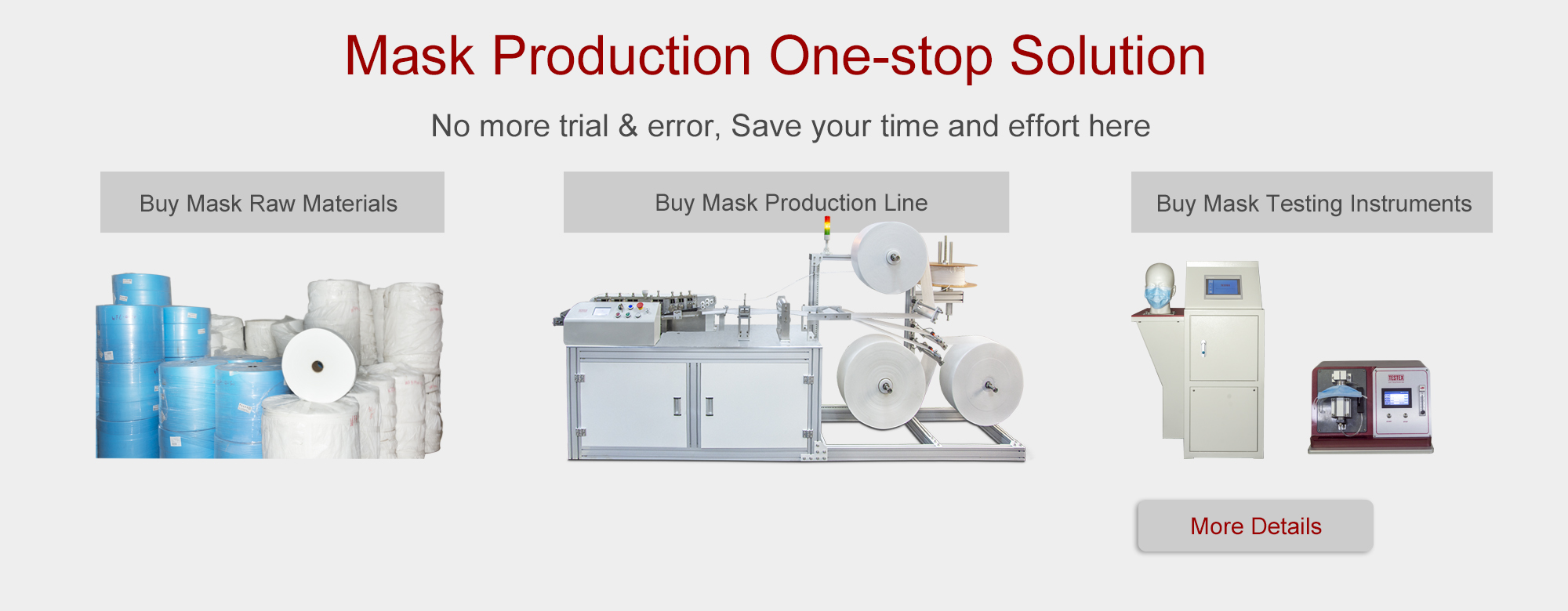 Mask Production One-Stop Solution TM120 Updates
