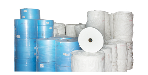 Raw Materials of protective clothing and face masks