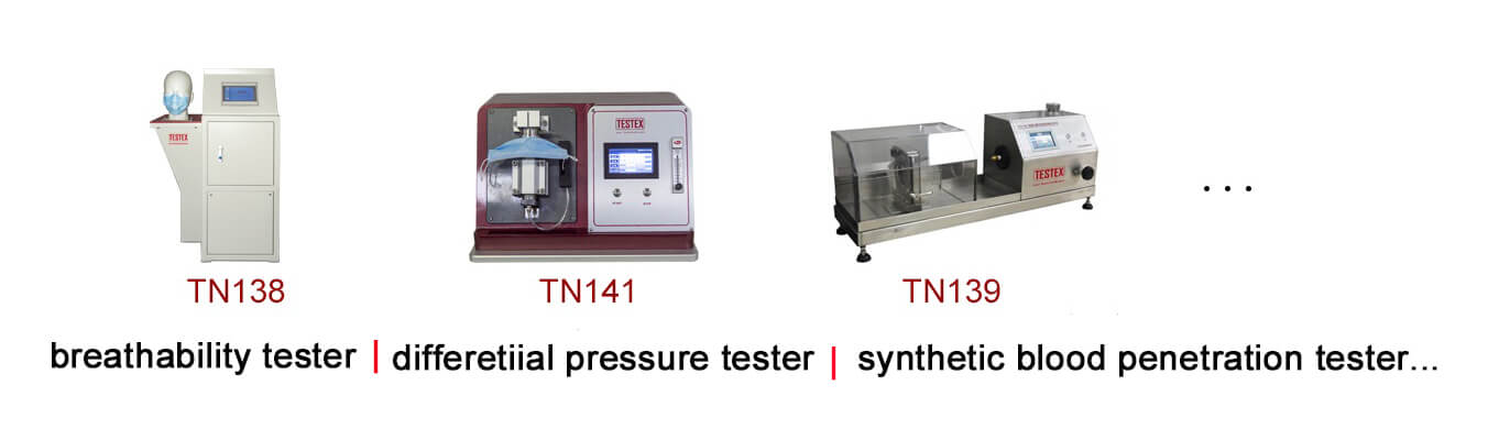 face mask testing instruments