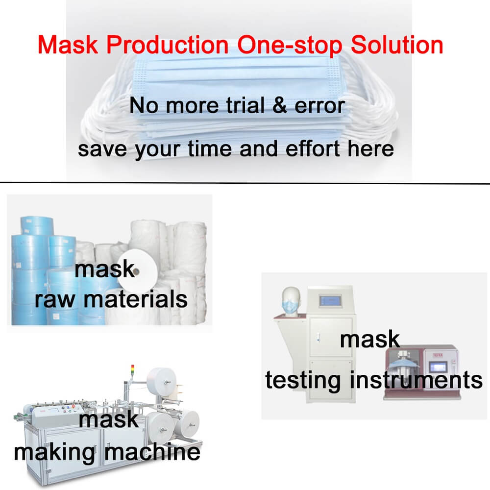Mask Production One-stop Solution