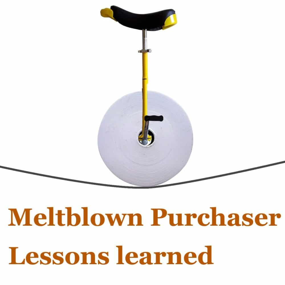Meltblown Purchaser Lessons Learned-min
