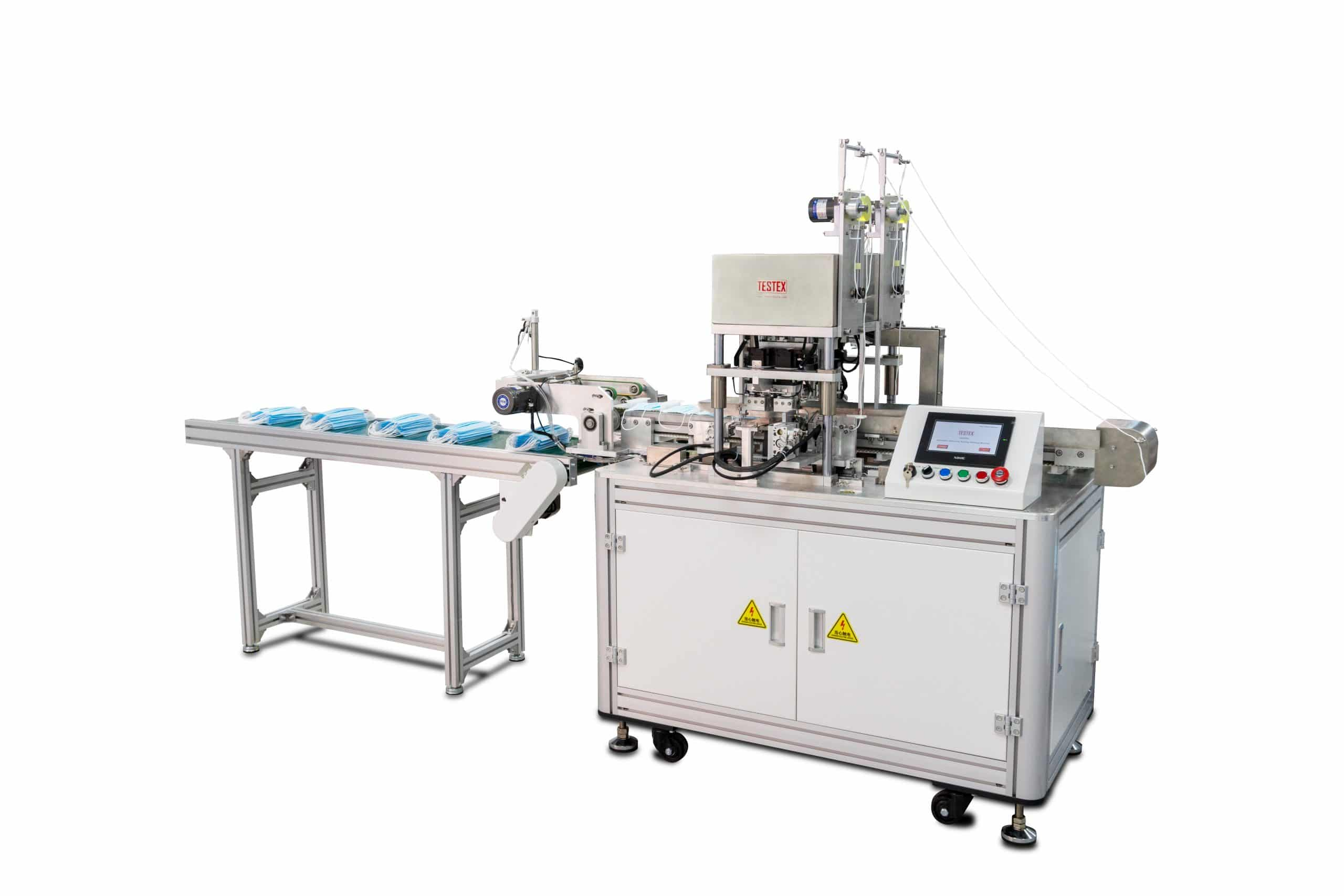 AUW80 Automatic Earloop Welding Machine