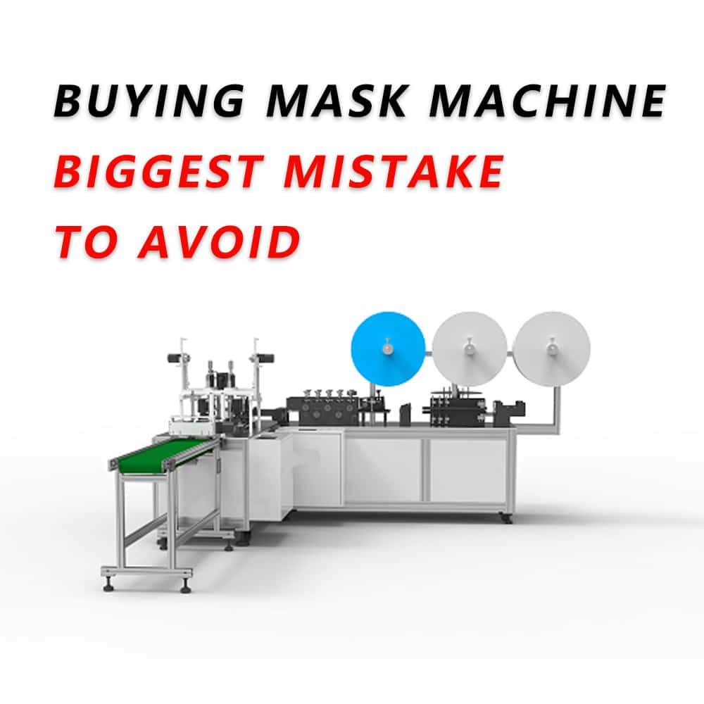 Buying Mask Machines The Biggest Mistake To Avoid