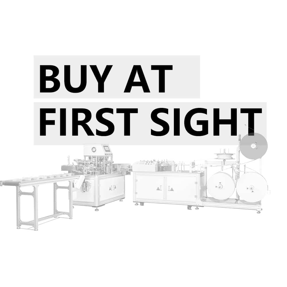 Buy Mask Machine At First Sight